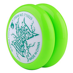 AODA No.710025 Dual Color White and Green High Speed YOYO Ball