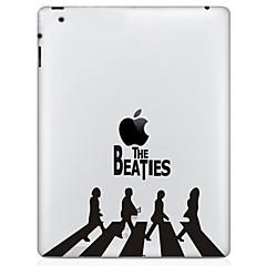 etiqueta calçada padrão de proteção para o novo iPad e iPad 2