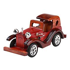 d'epoca in legno scrivania decorazione dell'automobile (modello casuale)