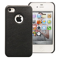 Jisoncase Sumptuous Slim Case for iPhone 4 and 4S (Assorted Colors)
