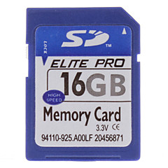 16GB Hi-Speed ​​elity pro karta pamięci SD