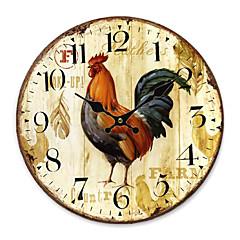 Land Animal Wall Clock