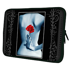 "Red Rose 7"" 10"" Protective Sleeve Case for P3100/P6800/P5100/N8000/Microsoft Surface"