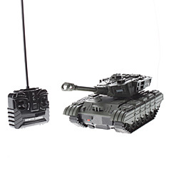 Army Rechargeable Green Remote Control Bettle Tank (Model: 5895-A)
