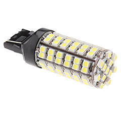 T20 (7440) 5W 96x3528 SMD 280LM Natural White Light LED Pære til Car tågelygte (12V)