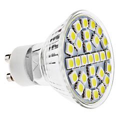 3W GU10 Focos LED MR16 29 SMD 5050 170 lm Blanco Natural AC 100-240 V