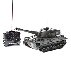 Army Green Rechargeable Remote Control Bettle Tank (Modell: 5892)