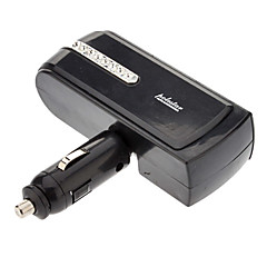 Triple auto sigaret stopcontact Korte Power Adapter met USB Power Port