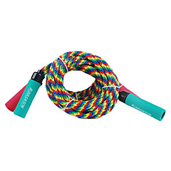 Sponge Handle Cotton Group Skipping Rope (Assorted Colors,6M)
