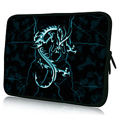 "Drage mønster 7 ""/ 10"" / 13 ""Laptop Sleeve Case for MacBook Air Pro / Ipad Mini / Galaxy Tab2/Sony/Google Nexus 18166"