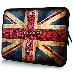 "Union Jack Mønster 7 ""/ 10"" / 13 ""Laptop Sleeve Case for MacBook Air Pro / Ipad Mini / Galaxy Tab2/Google Nexus 18070"