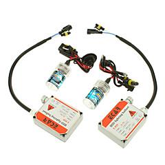 12V 35W H8/H9/H10/H11 HID Xenon Lamp Conversion Kit Set (E3035 Ballast)
