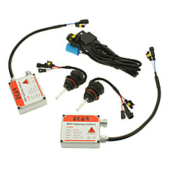 12V 35W 9004/9007-3 HID Xenon Lamp Conversion Kit Set (E3035 Ballast)