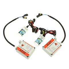 12V 35W H3 HID Xenon Lamp Conversion Kit Set (E3035 Ballast)