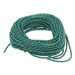NITEIZE Multifunction Highly Visible For Nighttime Safety Rope  RR-04-05 (Green)