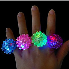 Bague LED Multicolore