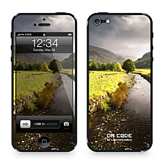 "Da Code ™ Skin for iPhone 4/4S: ""Quiet River"" (Nature Series)"