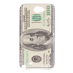 US Dollar Mönster Hard Case för Samsung Galaxy Note 2 N7100