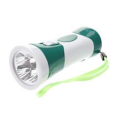 자외선과 Omeika OMK-3236 충전식 2 형태 4 LED 손전등 (분류 된 색깔)
