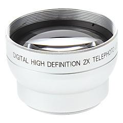 Uniwersalny 37mm 2x Teleobiektyw