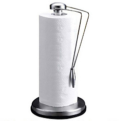 Kitchen Stainless Steel Paper Towel Holder
