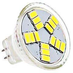 4W GU4(MR11) LED Spotlight MR11 15 SMD 5630 420 lm Natural White AC 12 V