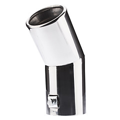 Stylish Stainless Steel Car Exhaust Pipe Muffler Tip Tip for Harvard M2/VW POLO/VW-New Bora and More
