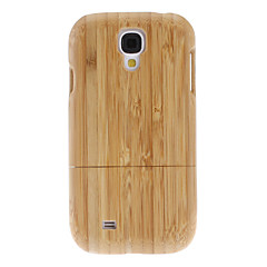 Bamboo Pattern Hard Case for Samsung Galaxy S4 I9500
