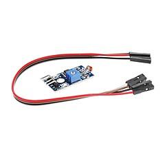 Luminosità a fotodiodo Sensor Module w / Indicatori - Blu