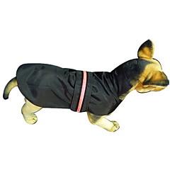 Perros Abrigos Negro / Azul / Marrón Ropa para Perro Invierno Clásico A Prueba de Agua