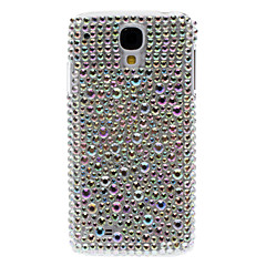 Blinking Rhinestone Decorated Hard Case for Samsung Galaxy S4 I9500