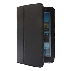7 Inch Universal Tablet Full Body Folio Case with Stylus Pen and Screen Protector (Assorted Colors)