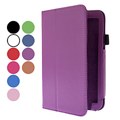 Solid Color PU Leather Case with Stand for Samsung Galaxy Tab 2 7.0 P3100 (Assorted Colors)