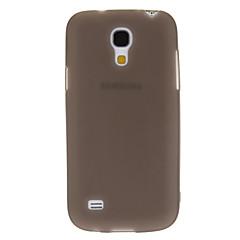 estuche blando de color sólido TPU para mini i9190 de Samsung Galaxy S4