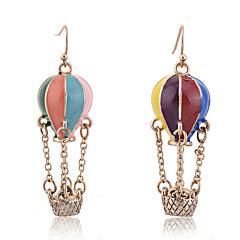 Earring Drop Earrings Jewelry Women Party / Daily Alloy
