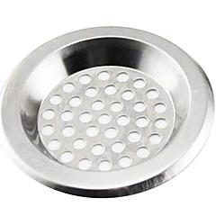 Stainless Sink Garbage Strainer(2 PCS,5.7X4.8/4.4X3.6)