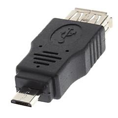 "USB A a Micro B Adattatore femmina / maschio per Amazon Kindle 3 Kindle Fire HD 8.9 """