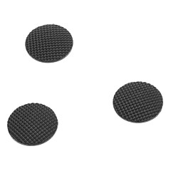 3 X Black Analog Joy Stick Joystick Cap Cover Button For PSP 1000 1001
