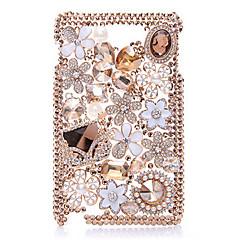 Luxury Pussi Jewel takakannen Samsung Galaxy Note 2 N7100