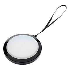82mm DC/DV Camera Lens Cap (White)