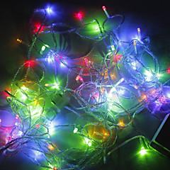 200-LED 20M Διακοπές Χριστουγέννων διακόσμηση RGB Light LED Light String