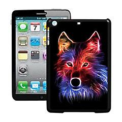 motif de loup 3d cas d'effet pour ipad mini-3, Mini iPad 2, ipad mini-