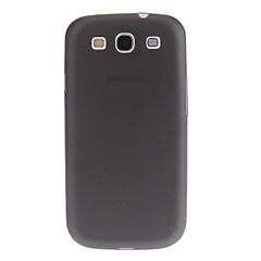 PC & TPU Dual-Color Frame & Matting Back Cover Protective Case for Samsung Galaxy S3 I9300