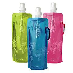 Портативная многоразовая походная бутылка для воды