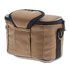 NEW Sepai SP-B607-BR Professional Square Crossbody Shoulder Bag for ILDC Camera Brown