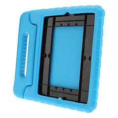 Solid Color Portable Protective Hard Case with Stand for iPad 2/3/4 (Assorted Colors)