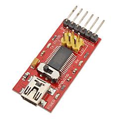 ftdi perusohjelman Downloader usb TTL FT232 varten (Arduino)