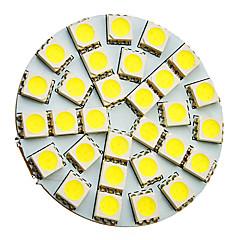 5W G4 LED Spotlight 30 SMD 5050 160-180 lm Cool White AC 12 V