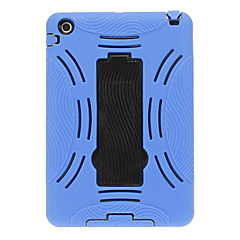 2-i-1 design beskyttende vanskelig sak for ipad mini 3, ipad mini 2, ipad mini (assorterte farger)