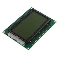 """5V 3.2 """"module de l'écran rétro-éclairé avec LCD12864 (jaune et vert écran / Mot anglais Stock)"""